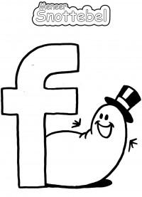 Alfabet - F