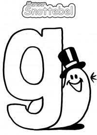 Alfabet - G