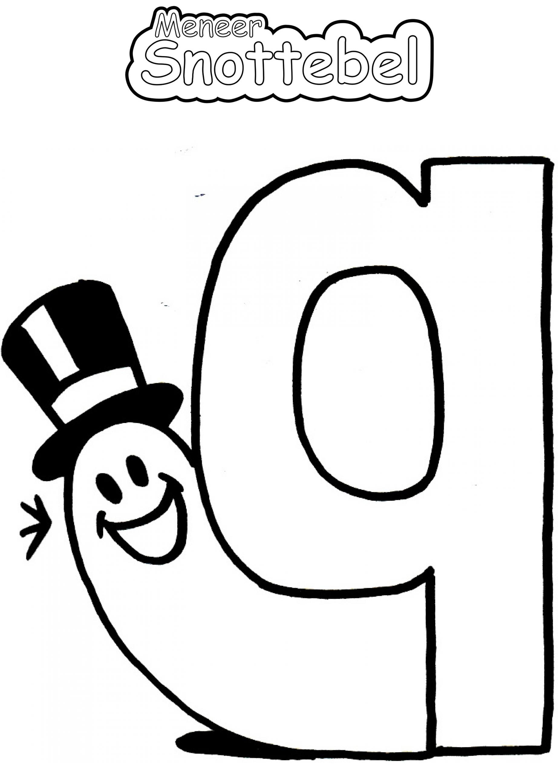 Alfabet - Q