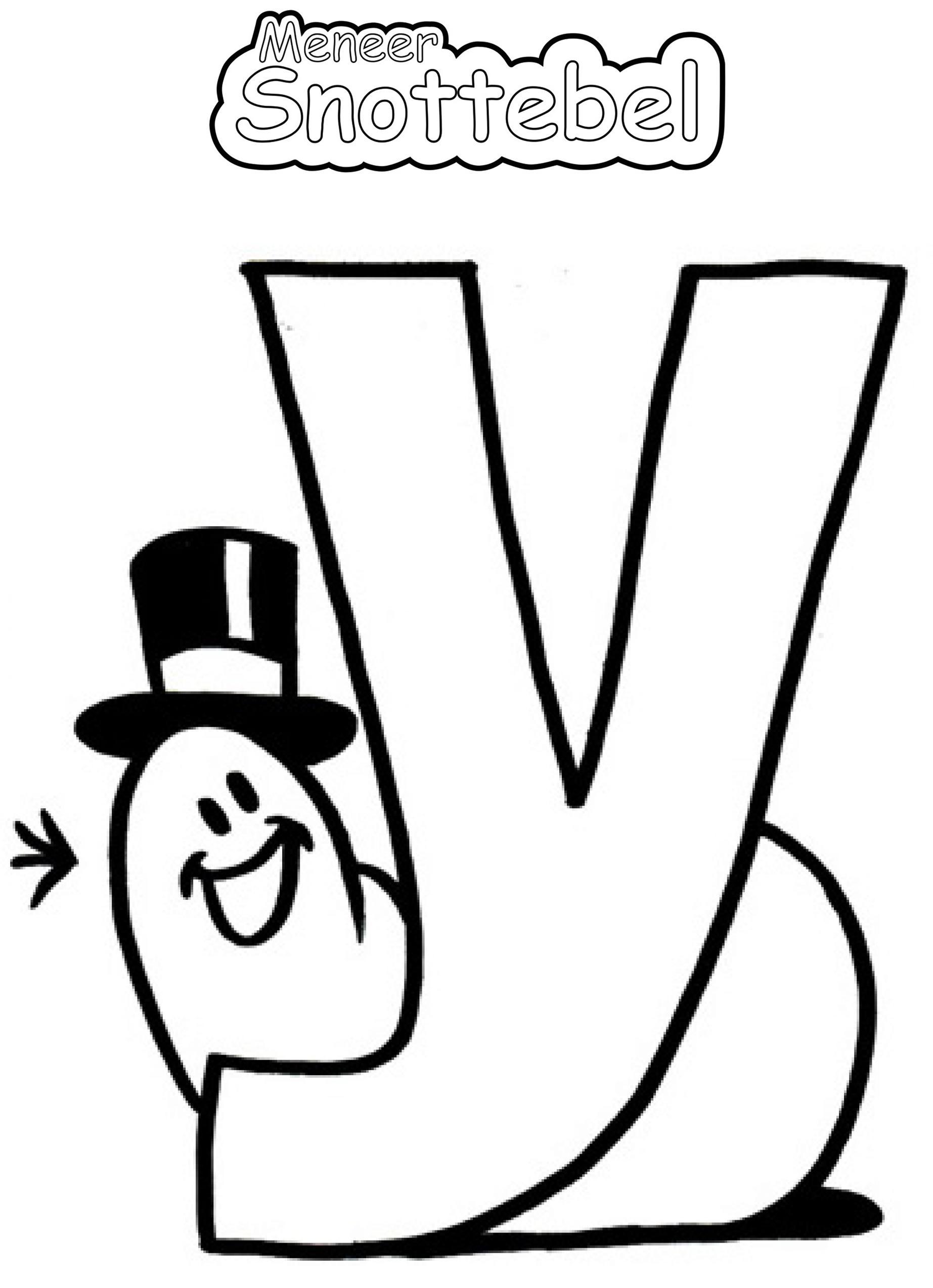 Alfabet - Y