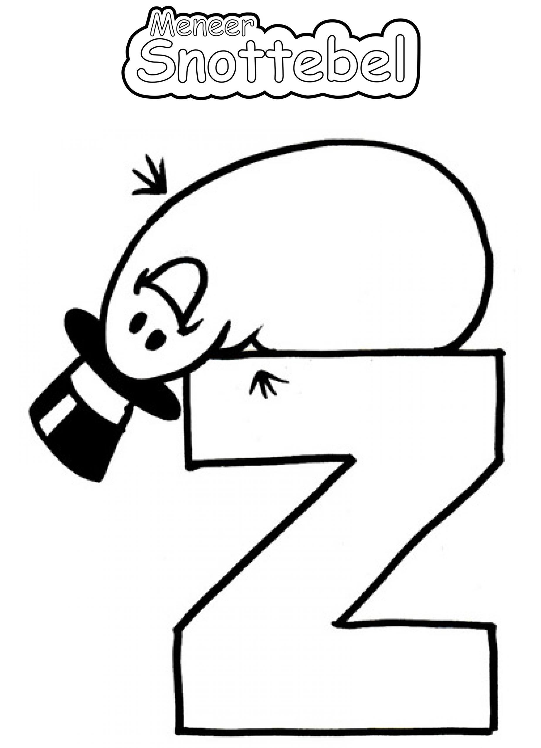 Alfabet - Z