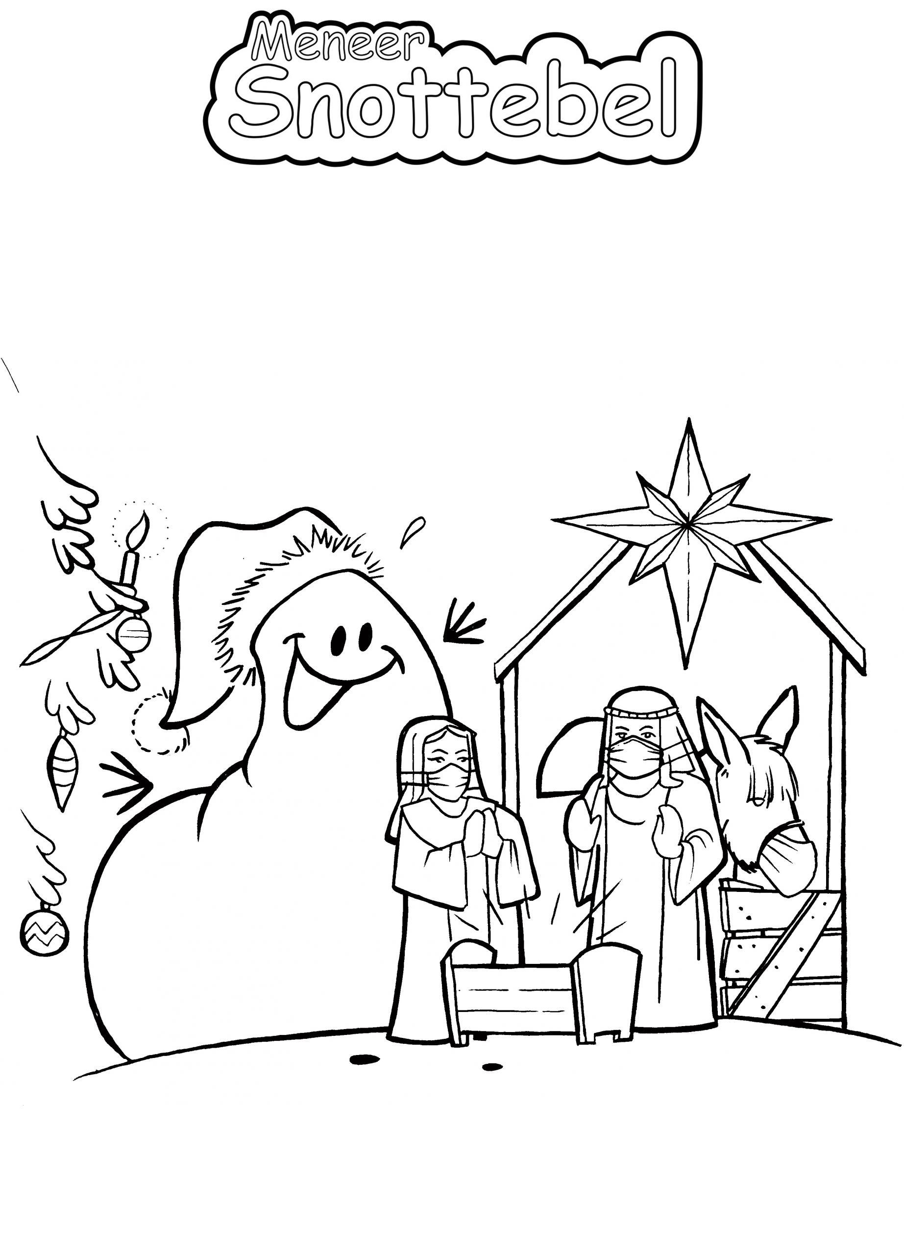 Kerst 2020 - Coronaproof